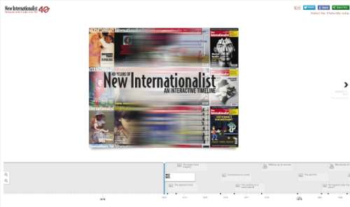 40 years of New Internationalist