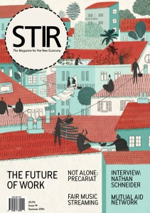 Cover of STIR Summer 2016